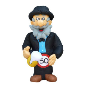 Abraham 1 - € 30,-