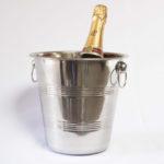 Champagnebucket - € 2,-