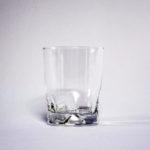 Whiskeyglas - € 0,25