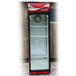 Coca-Cola koelkast 350 liter - € 35,-