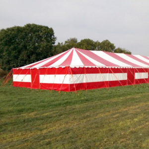 Tent rood-wit - € ,-